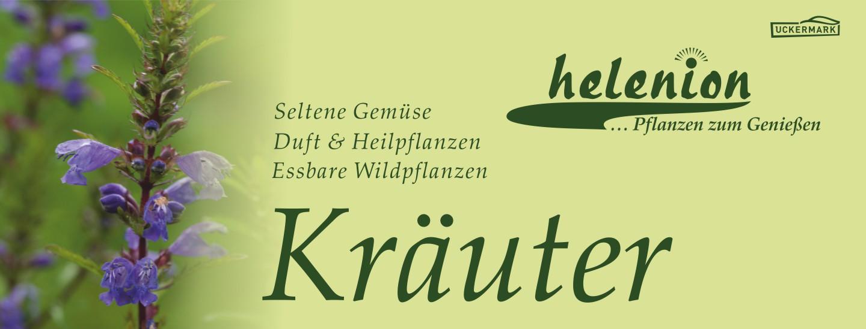 Kräutergärtnerei helenion 2020
